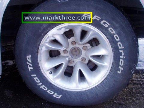 Mark III Custom Van Center Caps 9b  original equipment when gone no more to get